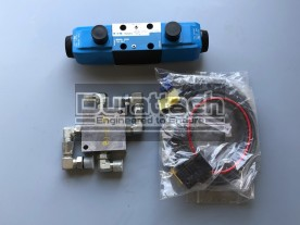 Dedicated Third Function Hydraulic Valve (DO5) & Subplate Only, Up To 25 GPM