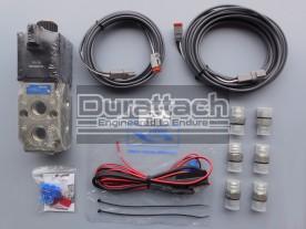 Fasse Rexroth Third Function Hydraulic Diverter Valve Kit Model EH200KL