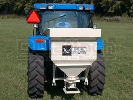 Kasco / Herd 3-Point Tractor Broadcast Seeder / Spreader Model 1200C-3PT
