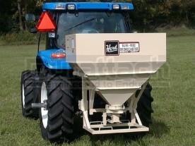 Kasco / Herd 3-Point PTO Tractor Broadcast Seeder / Spreader Model 2440-3PT