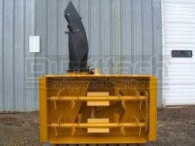 "48"" Lorenz 3-Point Tractor Snow Blower Model 430"