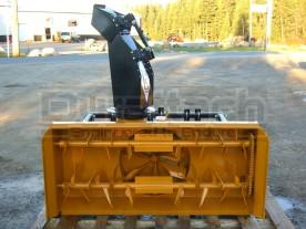 "66"" Lorenz Snow Blower Model 5310 (current model has 4-blade center fan)"