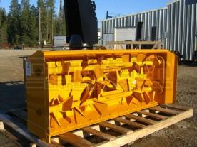 "84"" Lorenz 3-Point Tractor Snow Blower Model 7310 (current model has 4-blade center fan)"
