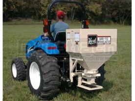 Kasco / Herd 3-Point Tractor Broadcast Seeder / Spreader Model 550-3PT