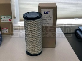 LS Tractor Outter Air Filter #40007576 - Ships for One Penny!