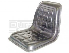 Bare-Co Generic Tractor Upholstered Pan Type Replacement Seat - Small Tractor Fitting