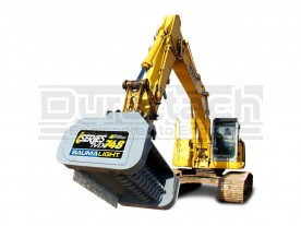 "48"" Baumalight Mini - Excavator & Excavator  Brush Mulcher Model iMX748"