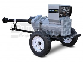 52KW (52,000 Watts) Baumalight PTO Generator Model KR52