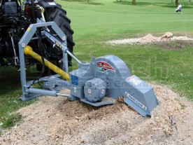 Baumalight Stump Blaster 3-Point Tractor Stump Grinder Model 3P24