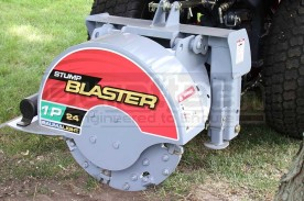 Baumalight Stump Blaster 3-Point Tractor Stump Grinder Model 1P24
