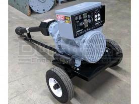 19KW (19,000 Watts) Baumalight PTO Generator Model QC19
