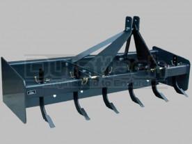 "96"" Rankin 3-Point Tractor Box Blade / Box Scraper Model BB30-96"