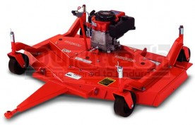 "60"" Befco Cyclone Self-Powered Three Spindle Engine-Driven Grooming Mower Model C30-CE5H"