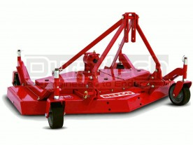 """72"""" Befco Cyclone 3-Point Rear Discharge Grooming Mower Model C30-RD6H"""