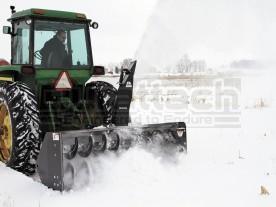 Erskine 3-Point PTO Heavy-Duty Rear Mount Snowblower Model 925RM