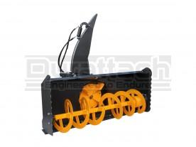 """48"""" Erskine Skid Steer Hydraulic Snowblower Model 2020-48"""