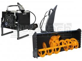 "61"" Erskine Model 2020 Snowblower & Hydraulic Power Unit Model HP15 / HP20 / HP24"