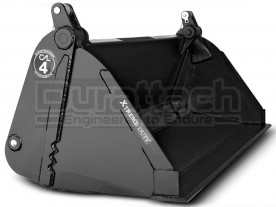 """76"""" Construction Attachments Extreme Duty High Capacity 4-in-1 Bucket Model 1MPHC76"""