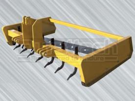"84"" Rankin Industrial 3-Point Tractor Grading Scraper Model GSI7"
