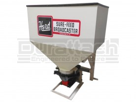 Kasco / Herd 3-Point Tractor Salt & Wet Sand Broadcast Spreader Model 750S