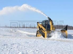 "84"" Wifo UpShot Skid Steer Mount Snow Blower Model WSH84"