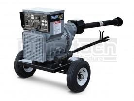 44KW (44,000 Watts) Baumalight PTO Generator Model KR44