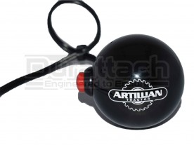 Artillian Loader Control Knob with Integrated Momentary Switch Model 1BKSUGK