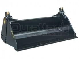 Construction Attachments 4-in-1 Multi-Purpose Low Profile Bucket