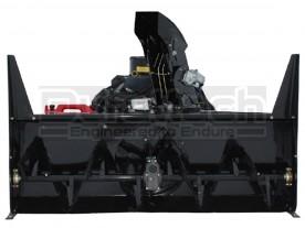 "54"" Bercomac Premium ATV Snow Blower Model 700716-2-EPA, Honda GX690 Engine"