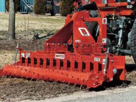 Befco Heavy Duty 3-Point Soil Pulverizer