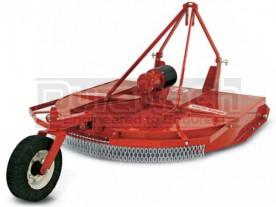 "72"" Befco Tornado Round-Back Rotary Cutter Brush Hog Model RMD-372"