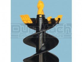 Belltec DCA Series Super Heavy Duty Dirt Auger Bits
