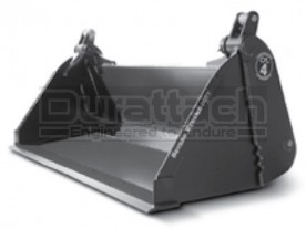 "84"" Construction Attachments Severe Extreme Duty 4-in-1 Low Profile Bucket Model 1MPSXD84"