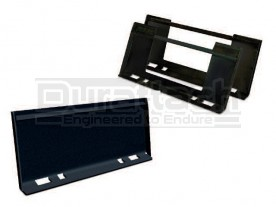 Erskine Skid Steer Universal Attachment Plate
