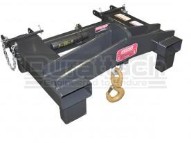 """42"""" Haugen Telehandler Premium Swivel Hook Model M10"""