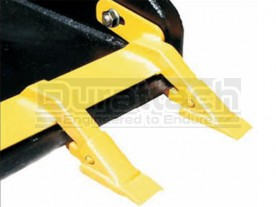 Construction Attachments Skid Steer Bucket Bolt-On Tooth Bar