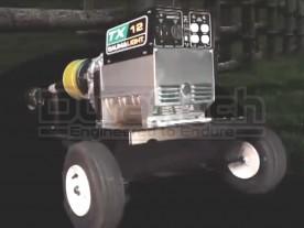 12KW (12,000 Watts) Baumalight PTO Generator Model TX12