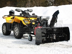 "54"" Bercomac Versatile Plus ATV / UTV Snow Blower Model 700582-3-20H-EPA, Honda GX630 Engine"