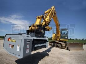 """48"""" Baumalight Mini - Excavator & Excavator  Brush Mulcher Model MX548"""