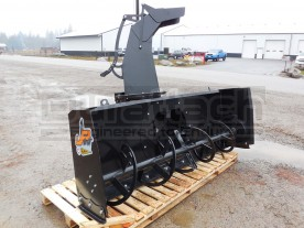 """96"""" Wifo UpShot 3-Point Tractor Snow Blower Model WB96"""