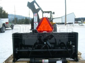 """54"""" Yanmar (by Woods Equipment) 3-Point Tractor Snow Blower Model YSB54S"""