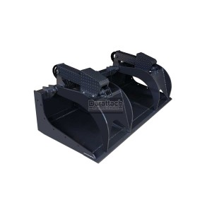 """72"""" X-treme Duty Grapple Bucket with Teeth (Model: XGB72WT)"""