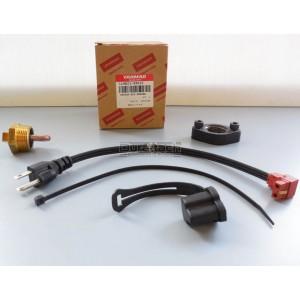 Genuine OEM Yanmar Block Heater Kit #129652-95020 - FREE Shipping!
