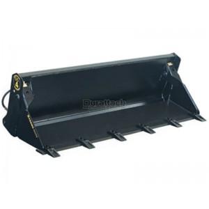 """72"""" Construction Attachments 4-in-1 Multi-Purpose Compact Bucket Model 1MPCMP72"""