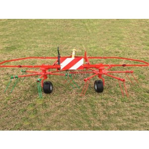 "110"" Farm-Maxx 3-Point Tractor Hay Tedder Model FHT-280-3PT"
