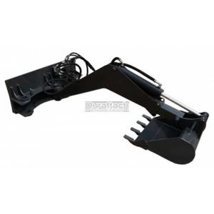 CID X-treme Duty Skid Steer Backhoe Swing Arm Model XBHSWA