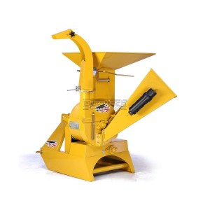 "Wallenstein 3"" 3-Point Tractor PTO Wood Chipper Shredder Model BXM32"