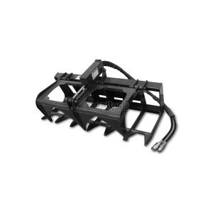 "44"" CID Mini Skid Steer Root Grapple Unit for Dingo or MT50"