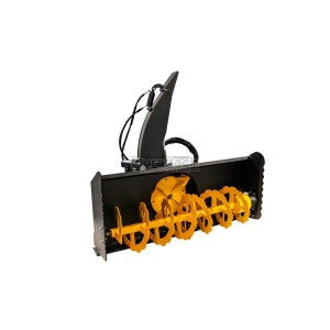 "85"" Erskine Skid Steer Hydraulic Snowblower Model 2420-85"