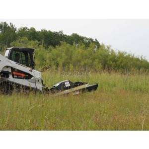 """60"""" Erskine Skid Steer Utility Brush Mower Model 901506"""